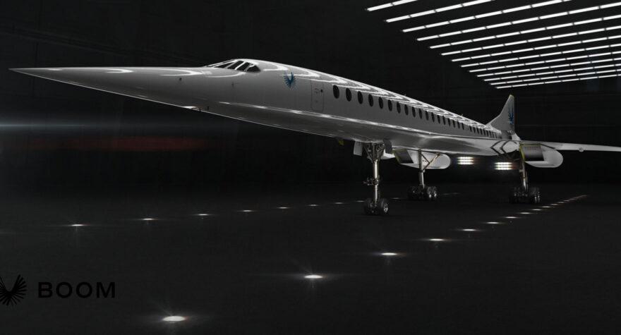 Supersonic flight - Boom